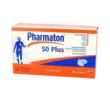 pharmaton-50-plus-30-capsulas-blandas