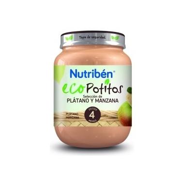 nutriben-eco-potito-seleccion-de-platano-y-manzana-130-gr