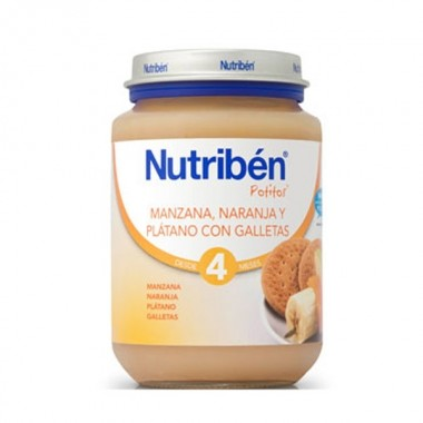 nutriben-manzana-naranja-platano-y-galleta-potito-junior-200-gr