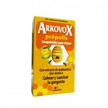 arkovox-propolis-vitamina-c-comprimidos-para-chupar-sabor-miel-limon-24-comprimidos