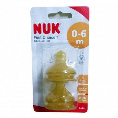 nuk-tetina-latex-first-choice-leche-t-1-m-2-uds