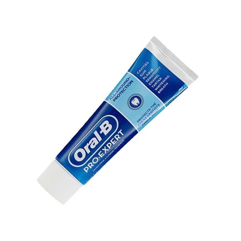 ORAL-B PASTA DENTAL PRO EXPERT MULTI PROTECCION 125ML - Mister Farma 6932acaf96c8