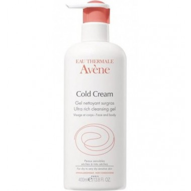avene-cold-cream-gel-limpiador-400-ml