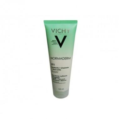 vichy-normaderm-3-en-1-exfoliante-limpiador-mascarilla-125ml