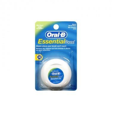 oral-b-seda-dental-essential-floss-con-cera-fluor-menta-50m
