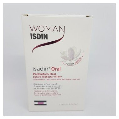 isadin-oral-woman-isdin-15-cap