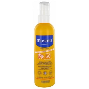 mustela-spray-solar-spf50-200-ml