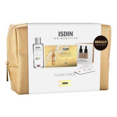 isdinceutics-pack-instant-flash-5-ampnecesermuestras