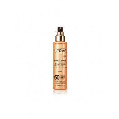 lierac-sunissime-spf50-leche-150-ml